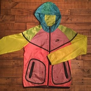 RARE Nike Neon Track Jacket - Brand New Condition